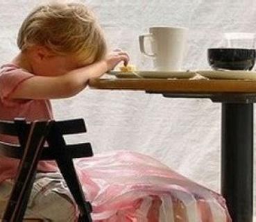 Bambini e Caffeina